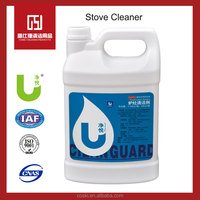 Oil stain oven removing liquid kitchen cleaning detergent