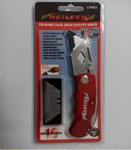 420 stainless steel knife machete knife best folding utility knife zinc alloy cutter