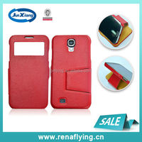 Gorgeous Leather Textured Phone Cover for Samsung Galaxy S4