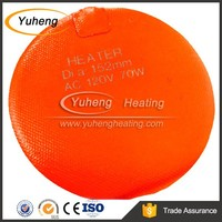 Custom Made Electric Industrial Flexible Silicone Heating Blanket