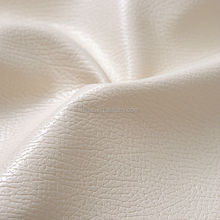 hot sale newest embossed pu synthetic breathable leather for sofa