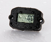 Digital Inductive Motorcycle Racing Hour Meter Tachometer Record RPM Meter