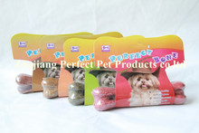 ground beef (8 inchs dog's dental chews)