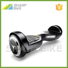 "6.5"" Tyre motorized 2 wheel electric scooter self balancing scooter"