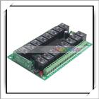 Cdr-16l 314-433mhz 12v 16- canal sem fio receptor remoto controlador