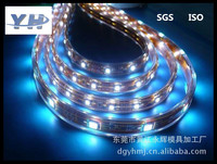 Alibaba China blow moulding for making led bulbs led mold candle light mold develop and design