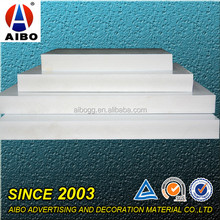 pvc co-extrusion foam board lead free pvc sheet for kitchen cabinets