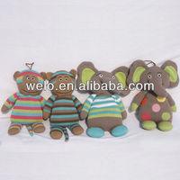 Lovely Knitted plush dolls