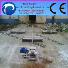 high efficiency and low price chicken/ pig/ sheep manure cleaning machine