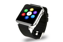 2015 new arrival bracelet intelligent bluetooth smart watch with health sleep monitoring and pedometer