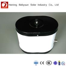 Stainless steel/Galvanized steel low pressure solar water heater assistant tank