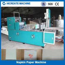 New Condition and Automatic paper napkin machine