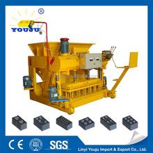 Qmy6-25 bloc faisant la machine oeuf couche