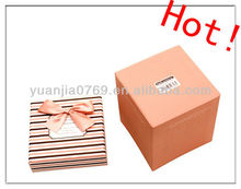 recycled kraft paper pack gift Candy boxes for birthday (YJ-002)