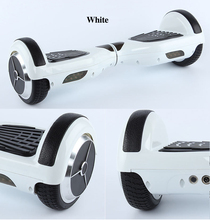 Christmas gift mini balance two Wheels LED Light Electric Scooter Self Balancing board Scooter
