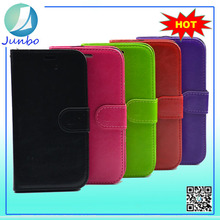 2015 New Arrival Stylish Leather Cover Case Flip for Nokia N640