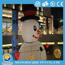 giant christmas lovely inflatable snowman for advertising&promotion