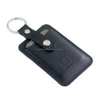 Good for gifts leatehr key case for bag
