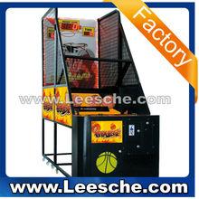 LSJQ-384 leesche street Basketball-Deluxe basketball amusement basketball arcade games machines basketball shooting on sale TH