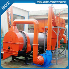 Stable working solid liquid separator