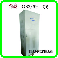 monocrystalline silicon solar panels system grid tie inverter 50kw-415VAC for MW power plant