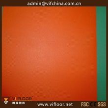 net grain badminton court pvc vinyl flooring