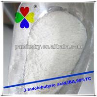 IBA 98%TC plant growth regulator 3 Indole butyric acid for sale