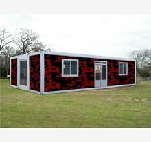 panelized environmental friendly wooden good hope in 2015 eco prefab cabin houses in Pakistan
