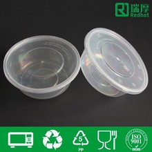 Plastic Food Container Used as Package for Instant Food 625ml