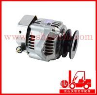forklift spare parts alternator 7F brandnew in stock 27060-78203-71 original
