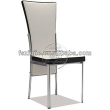 Z635 Fabulous PU leatherette Upholstered Black and White Crocodile Leather Chair