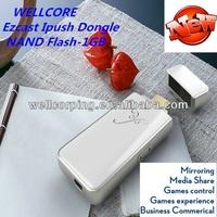 2014 Newest ipush Dongle! DLNA Wireless Display! ipush wifi display receiver mirror Manufacturer