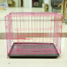 stainless steel dog cage china wholesale portable foldable dog cage pet cage