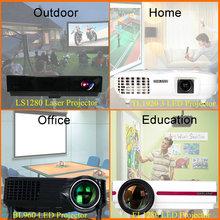 Full HD native 1920x1080 LED projector 15000 lumens