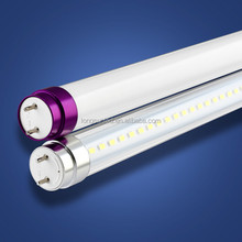 Energy saving led tube t8 light replacement fluorescent light 100lm/w Ra80 PF95% 2ft 4ft 3ft 5ft 6ft 8ft