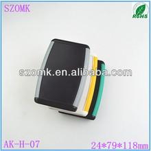 shenzhen electrónico personalizado de plástico electrónico eléctrica caja de empalme