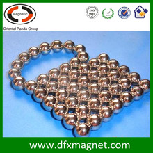 high quality neodymium spherical magnet for sale