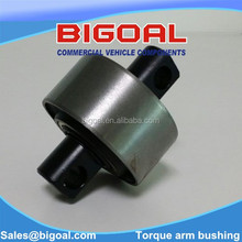 Torque Arm Bushing with rubber and steel for suspension