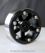 New style aluminum gold rims chrome lip for all car in stock