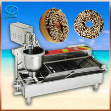 Three moulds will be free after you purchased our donut baking machine