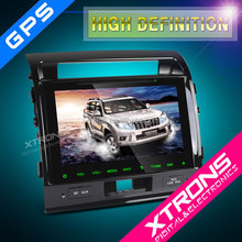 XTRONS PF10KZT 9 inch gps navigation for toyota land cruiser with steering wheel control