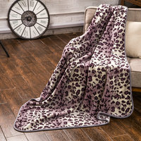 Wrapped with beautiful ribbon cool and warm blanket