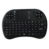 2015 hot selling USB wireless keyboard and touch pad