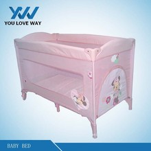 China Manufacturer baby cot bed side