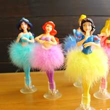 Hot Sell Cute Snow White Shaped Ball Pen