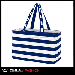 Monogrammed Game Day Trunk Tote bag