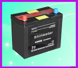 Various models 12Volt 45AH heavy duty dry charged batteries With Best Factory price