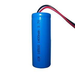 Wholesale icr18490 rechargeable li-ion battery 3.7v 1500mah