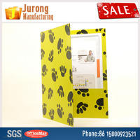 Jurong Manufacturing fancy file folders,Assorted colors