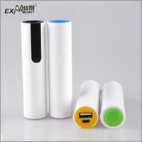 Gift brand external battery charger power bank 2600 mah